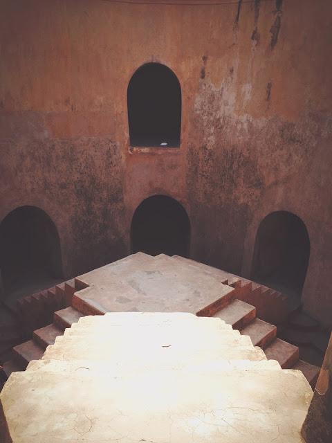 Tunnels of Yogyakarta Taman Sari (Water Castle)