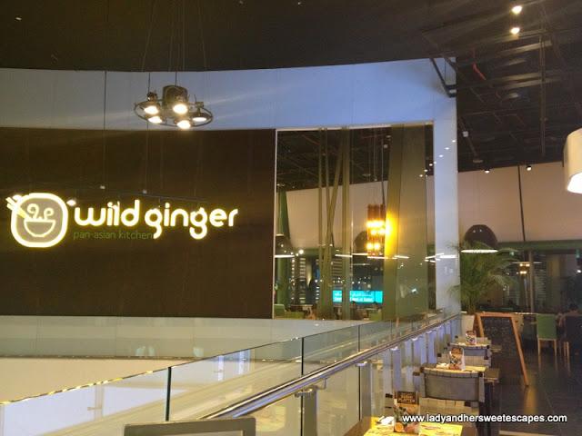 Wild Ginger Outside