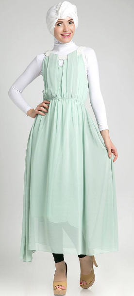 Baju Muslim Remaja Model Sekarang