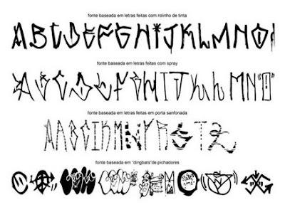 Graffiti Letters,Letra de Graffiti