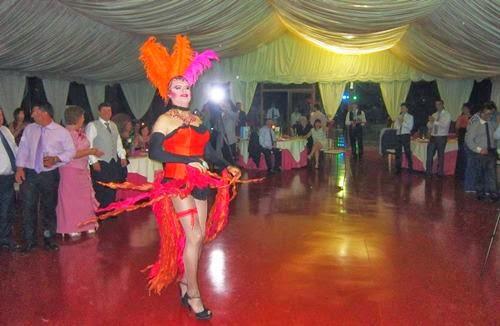 Shows y animaciones drag queen para bodas y eventos Madrid
