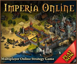 Imperia Online, one of the most exciting strategy browser game