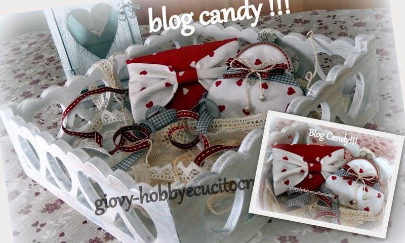 Partecipa al mio Blog Candy!!!!