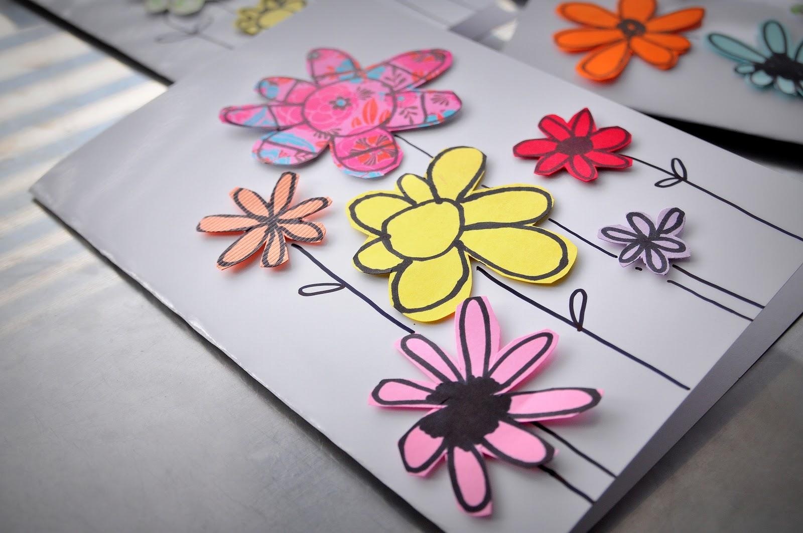 Paper Scraps Greeting Cards Mamaisdreamingspot