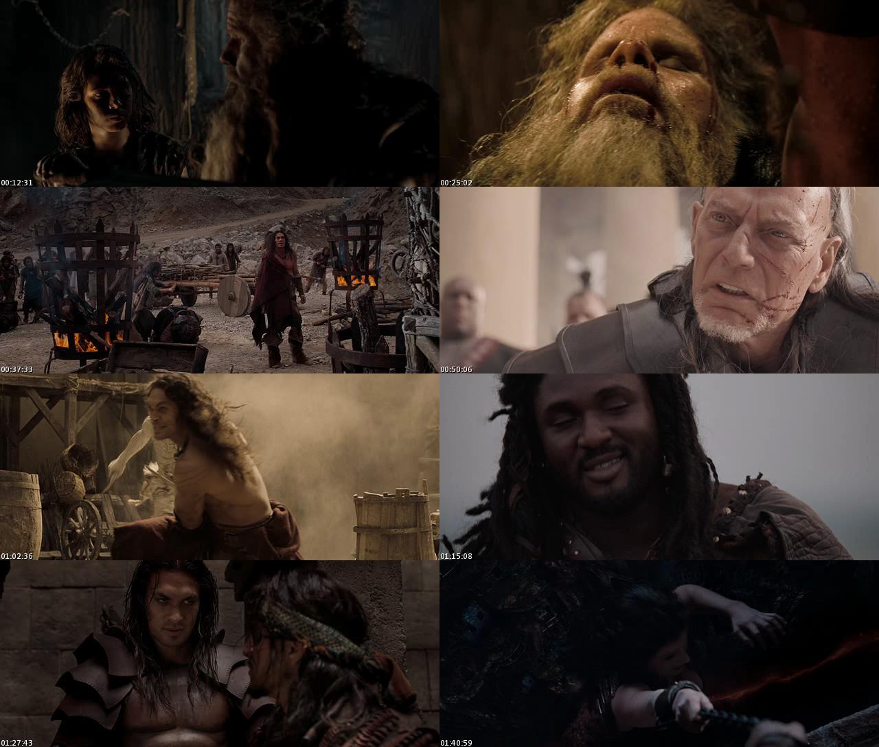 Conan el barbaro (2011) [DVDRip] [Sub. Español]