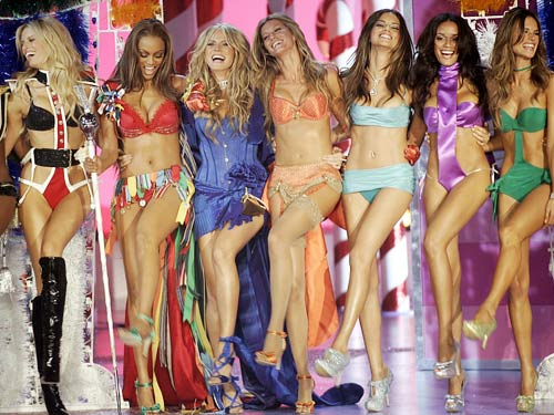 Victoria Secret 2010 show