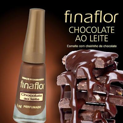 Coleção Chocolate: Chocolate ao leite