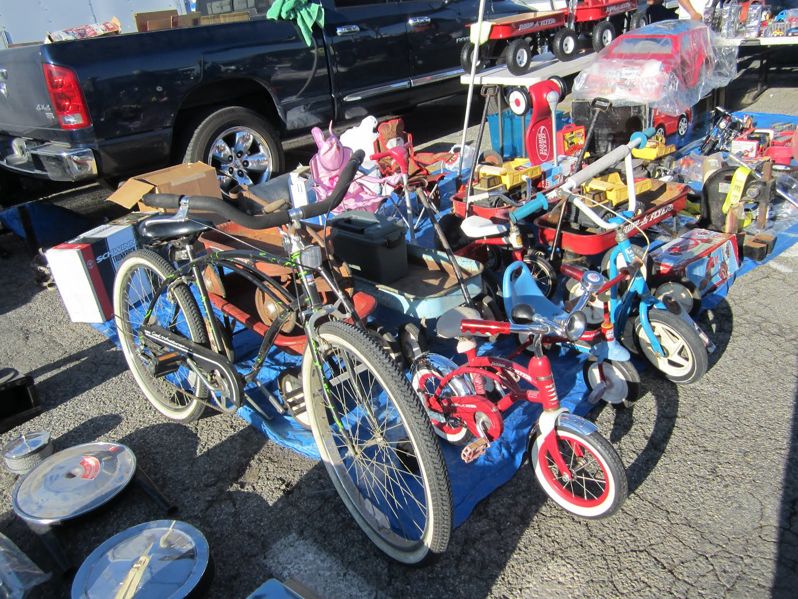 george cross and sons swap meet