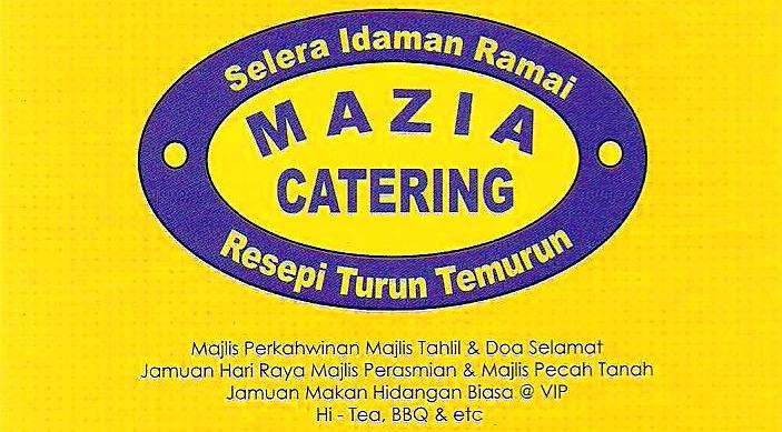 MAZIA CATERING