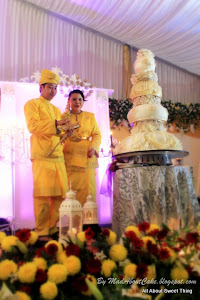 Erni Dekritawati wedding- Anak Arwah Sosilawati Lawiyah