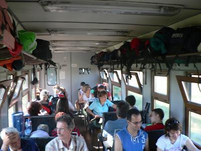 Туристическа атракция теснолинейка локомотив 609.76