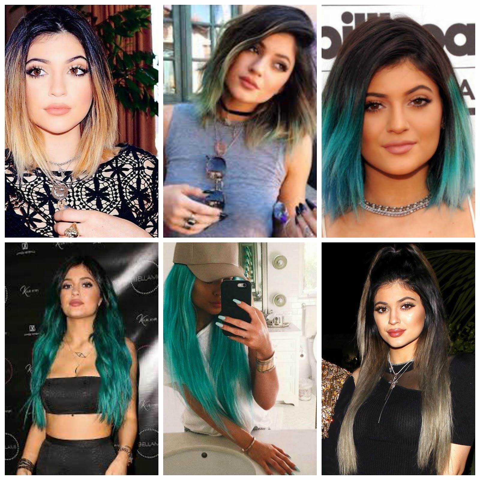 Kylie Jenners Hair | Celebrity