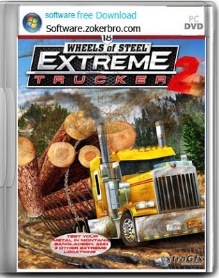 18 Wheel of Steel Extreme Trucker 2 Pc Games Full Version