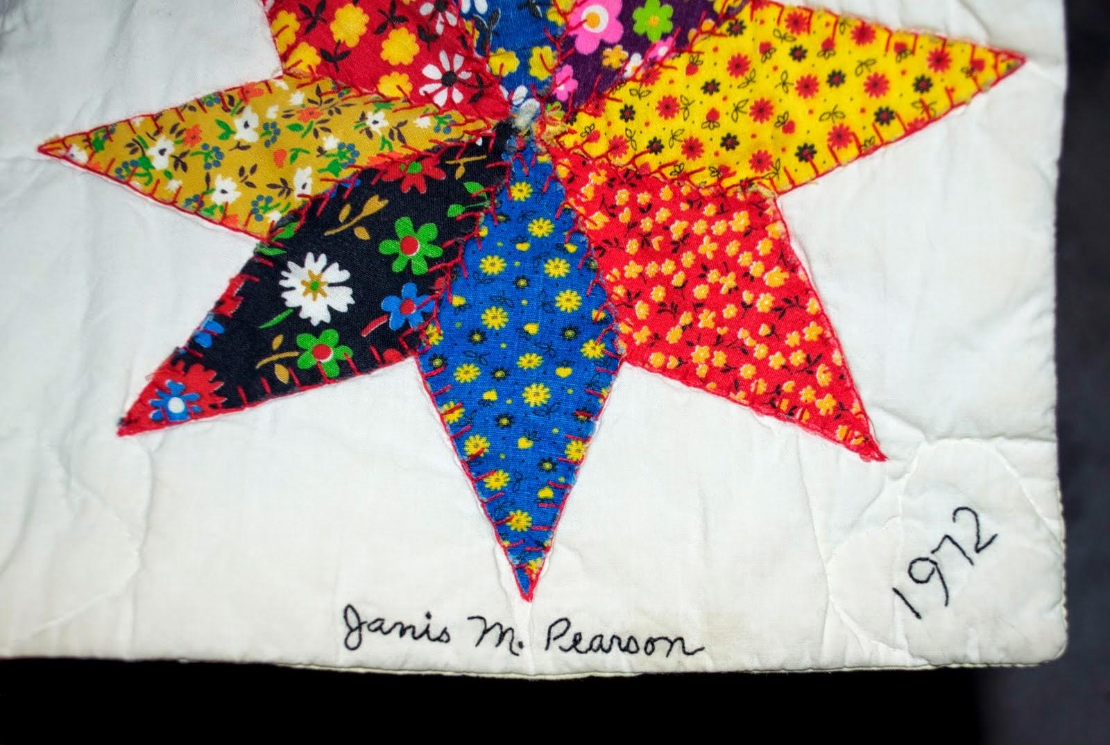 Wonkyworld: Janis Pearson's Quilt : quilts n calicoes - Adamdwight.com