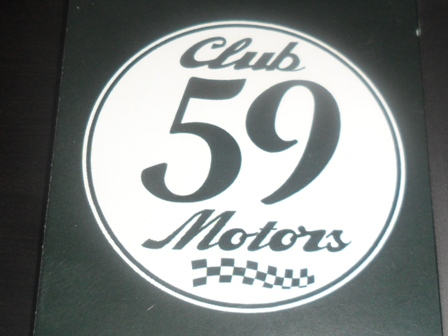 club 59 motors cafe racer and.....