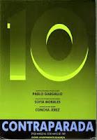 Contraparada 10: Centro de Arte Palacio Almudí, 29 de Marzo al 12 de mayo de 1989. Ayuntamiento de Murcia. Contiene: t.I. Pablo Gargallo t.II. Sofía Morales t.III. Concha Jerez.