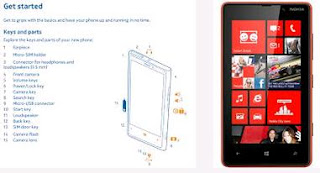Nokia Lumia 820 Manual User Guide