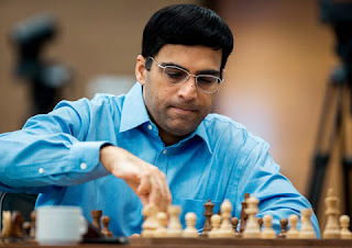 Viswanathan Anand - Photo © site officiel