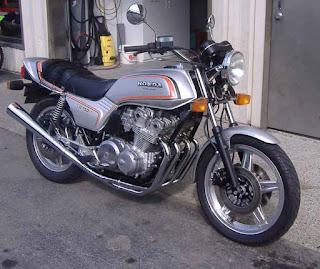 honda cb750 super sport