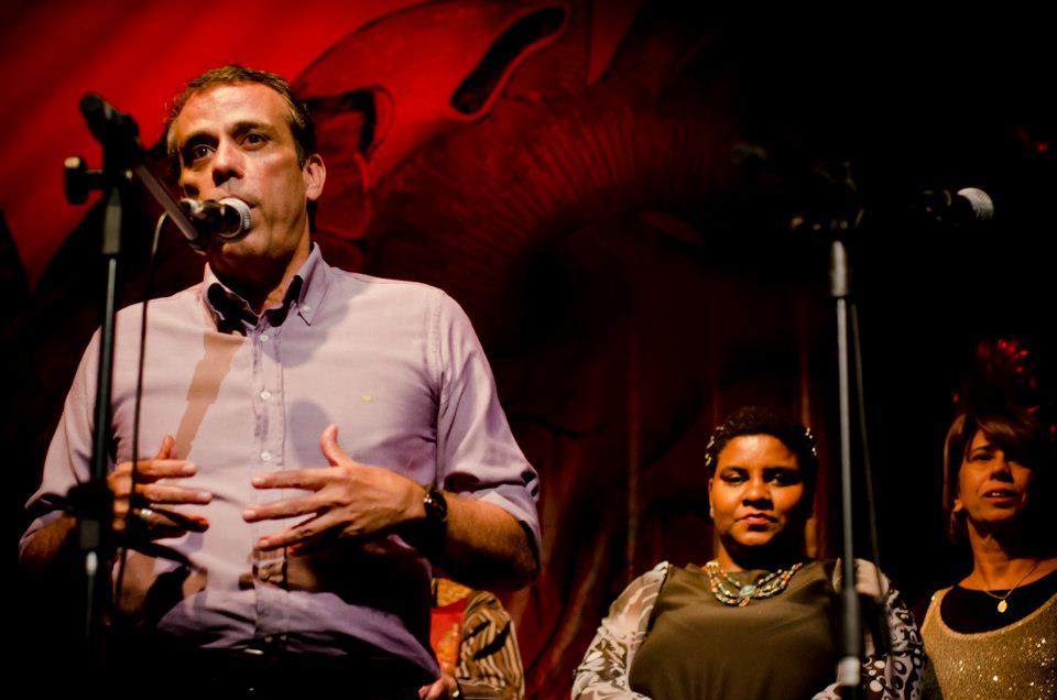 Paulo Vilela Diretor da Riotur (Foto: Aline Macedo)