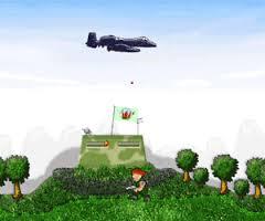 Geliştirmeli Savaş Uçağı Oyunu
