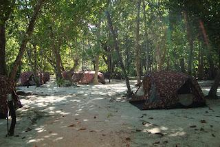 Similan Camp Ground