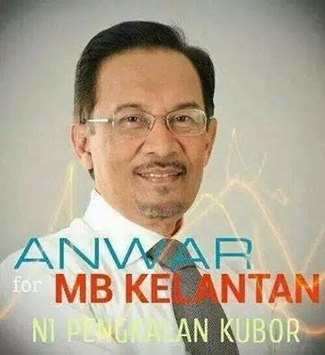 HOT Husam Sokong Anwar Jadi MB Kelantan