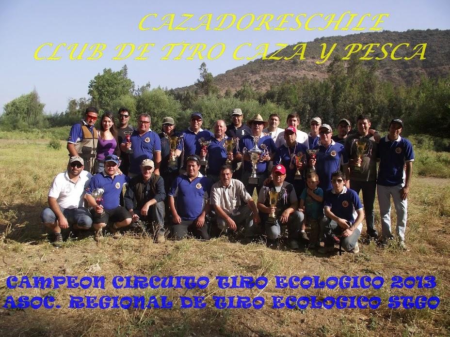 CAZADORESCHILE CLUB DE TIRO CAZAY PESCA