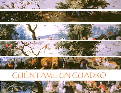 """""""Cuéntame un cuadro"""" en Museo Lázaro Galdiano"""