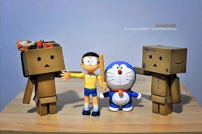 Danbo Dan Doraemon :)