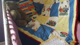 Our Treasured Home Fun With Dick And Jane Nursery