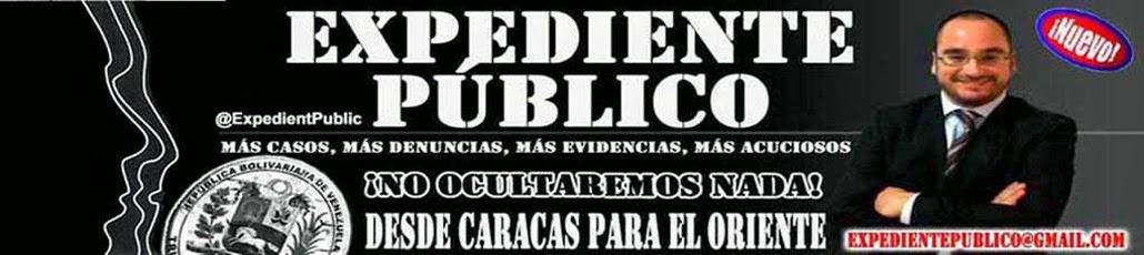 Expediente Público