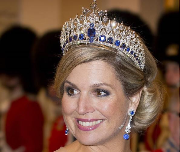 Queen Maxima visits Denmark
