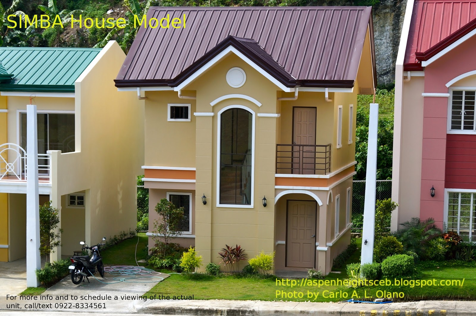 aspen heights cebu robinsons homes design collection rfo