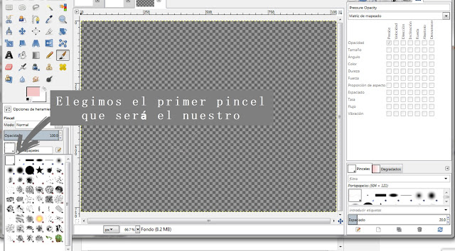 tutorial banner cinta ribbon