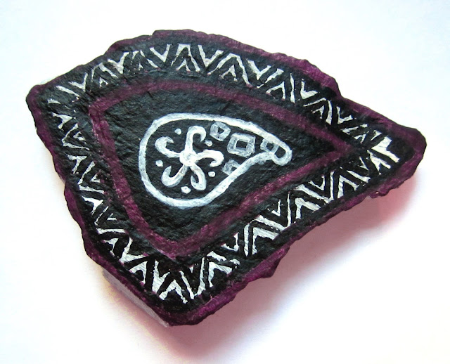 Tips for Rock Painting.