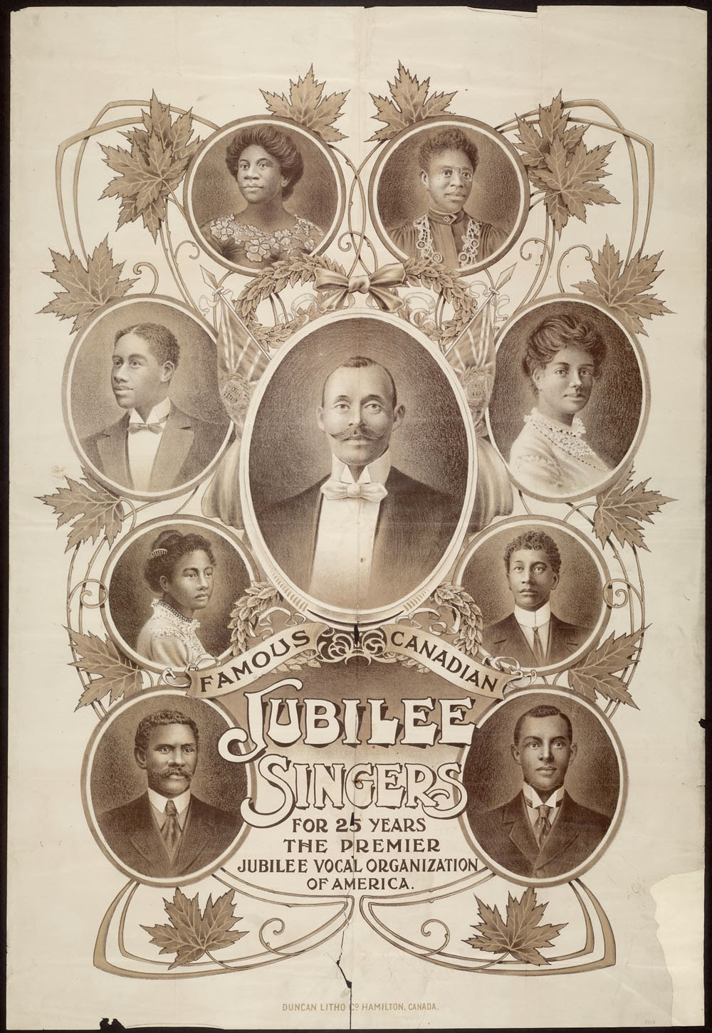 Olive Tree Genealogy Blog: Black History Month: Who Were the Jubilee Singers