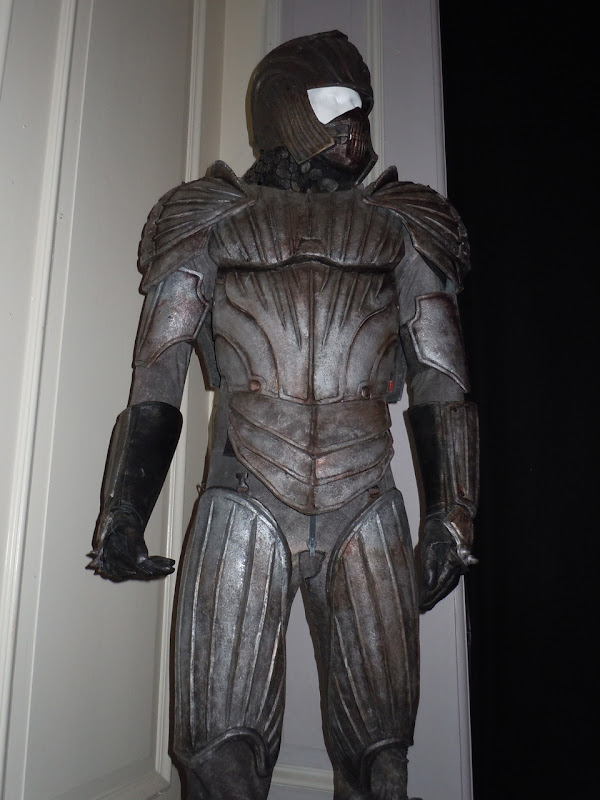 Chronicles of Riddick Necromonger warrior costume