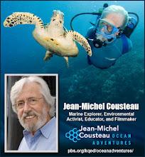 Ocean futures org.  -  Jean - Michel Cousteau