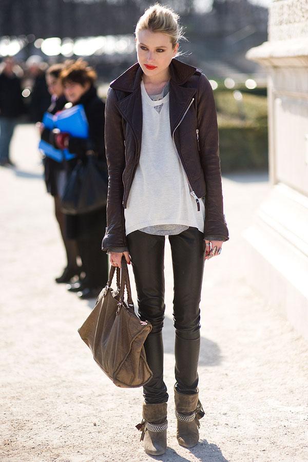 Fashionable Shenanigans Parisian Chic Street Style