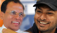 Sangakkara to join hostile to opiates drive