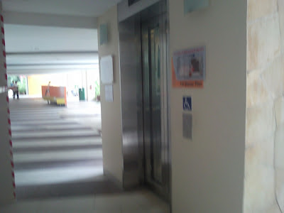 Lift of Boon Lay CC after upgrading