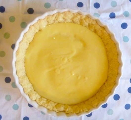 lemon pie leche condensada: