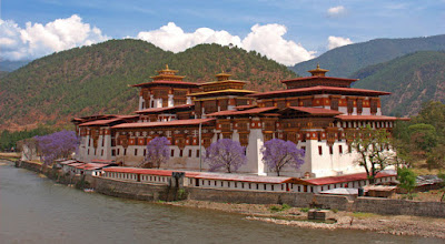 House of King in Bhutan