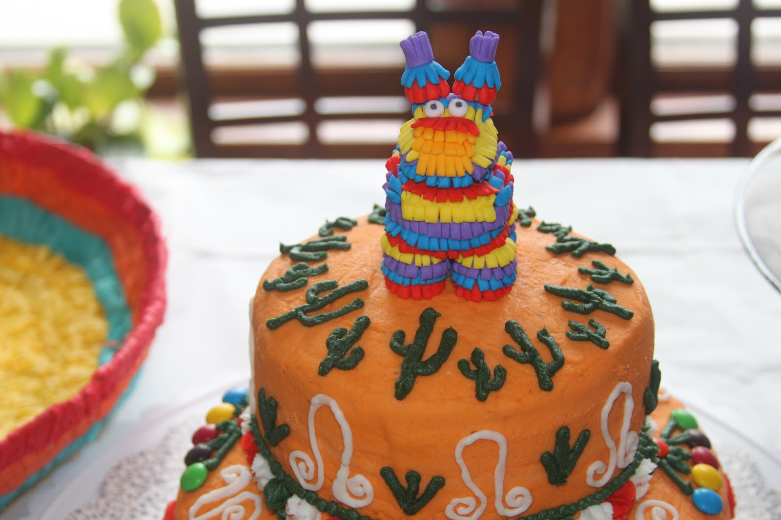 Cakes By Nika Why Not Nicks Cinco De Mayo Birthday Cake