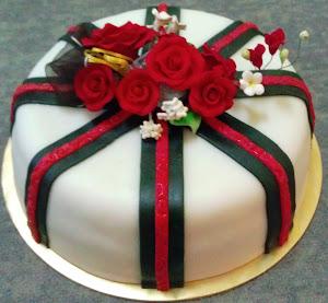 Fondant Cake 8