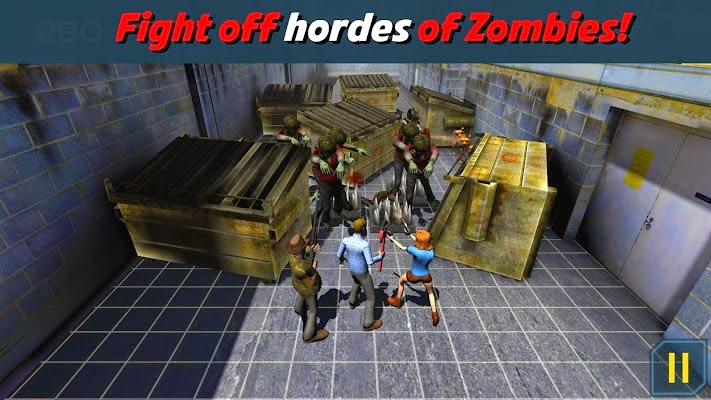 Because Zombies v1.1 Apk Obb Android