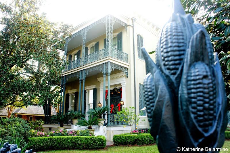Short Favrot House Garden District Walking Tour New Orleans