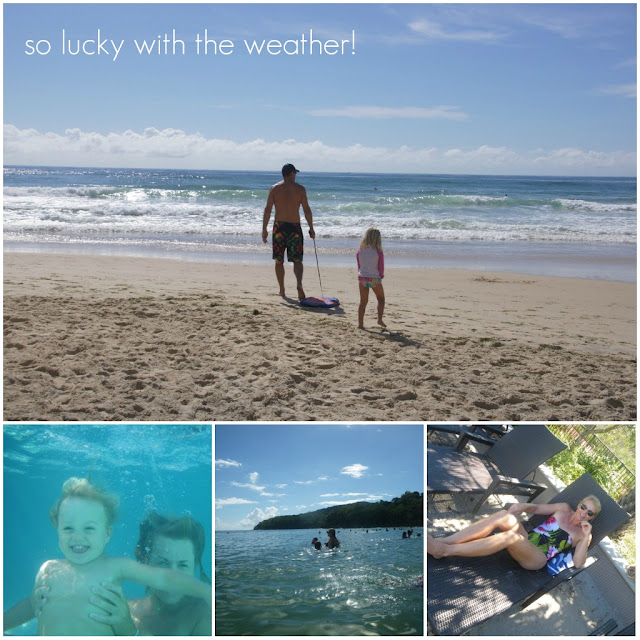 Picnik+collage4 - Our Noosa minication in pictures
