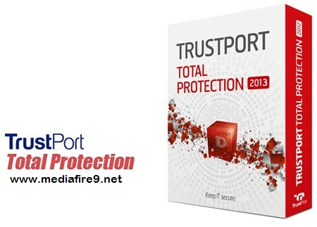TrustPort Total Protection 2013 Build 13.0.0.5060 Final + KeyGEN